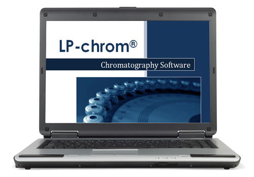 LP-chrom chromatography software